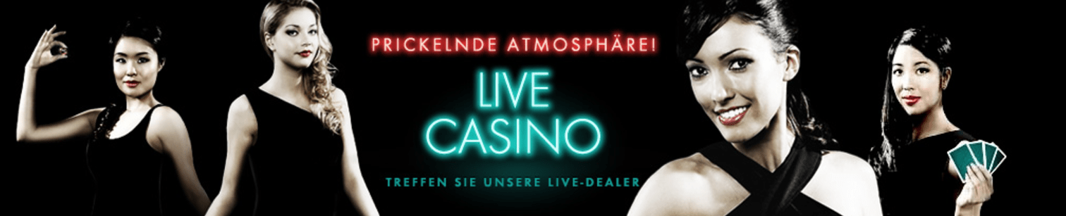 Live Casino von Bet365