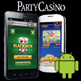 Freispiele im Party Mobile Casino