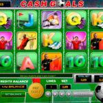 Cash Goals Spielautomat im 888.com Casino