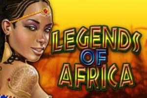 legends of africa videoslot