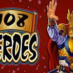 108 Heroes Spielautomat im Spinpalace Casino