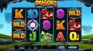 Dragonz Spielautomat