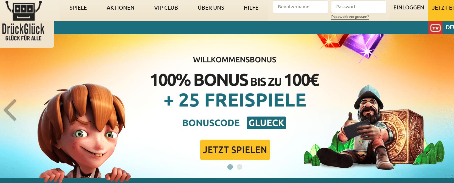 casino bonuscodes