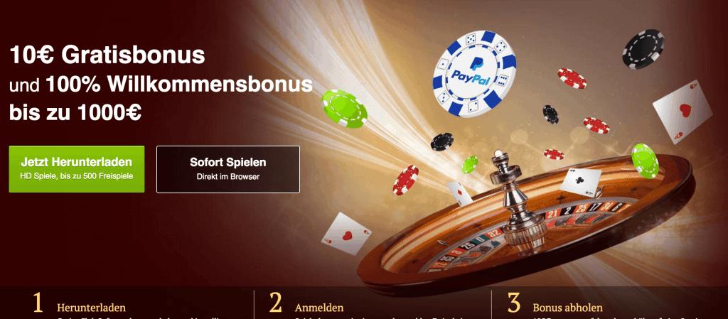 Online casino bonus ohne einzahlung ohne download gaming vc casino