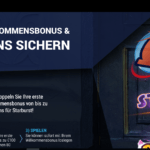 80 kostenlose Freispiele Partycasino für Starbust