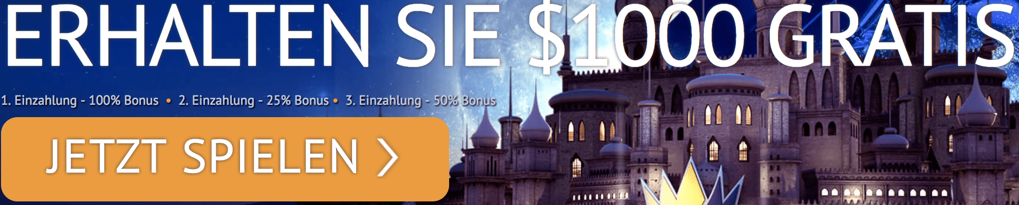 1000 euro gratis im spinpalacecasino