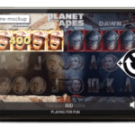 Net Entertainment veröffentlicht Planet of the Apes Video Slot