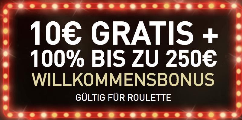 10 euro bonus casino