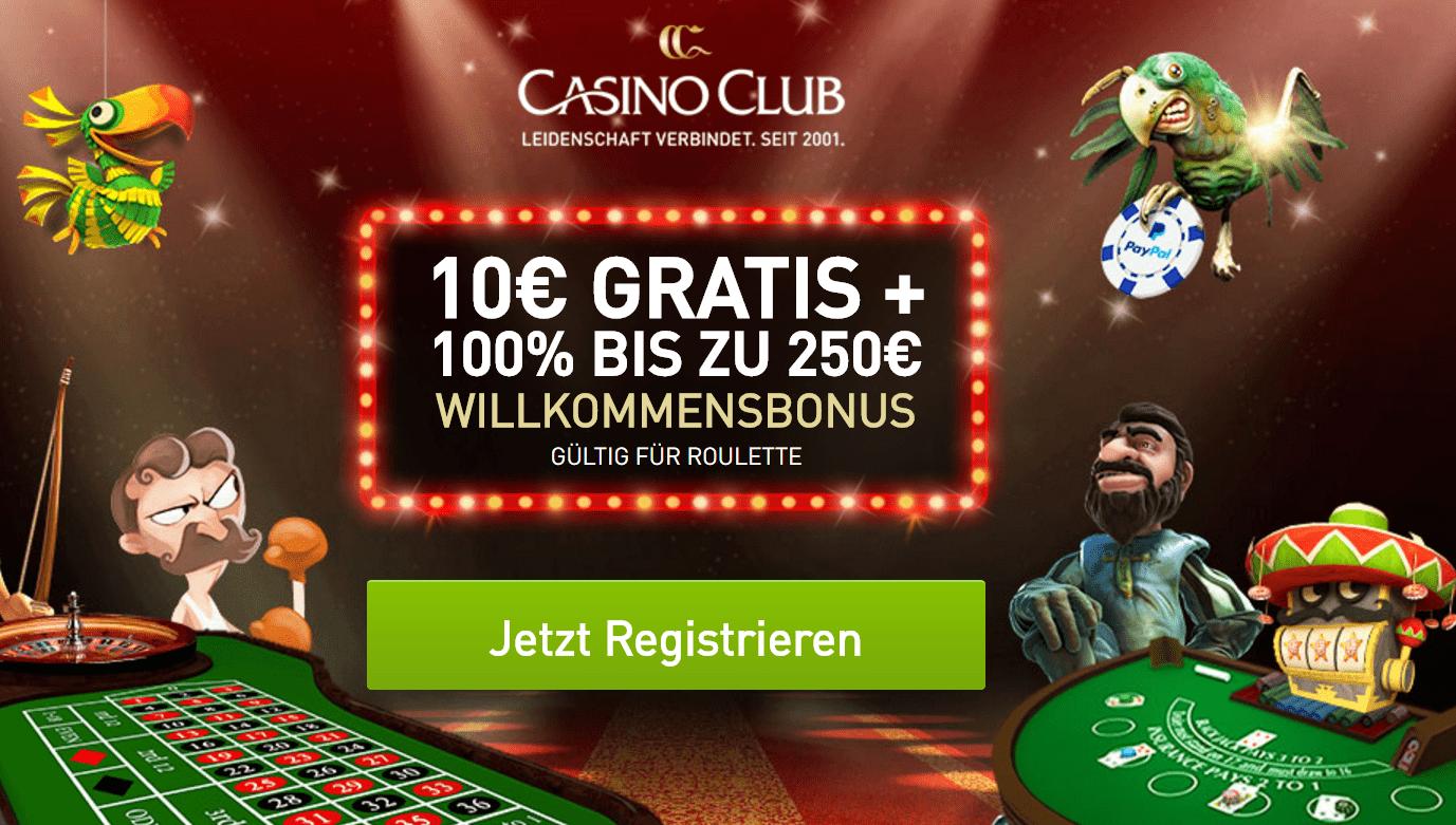 Casinoclub Suchen