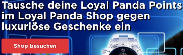royal panda shop