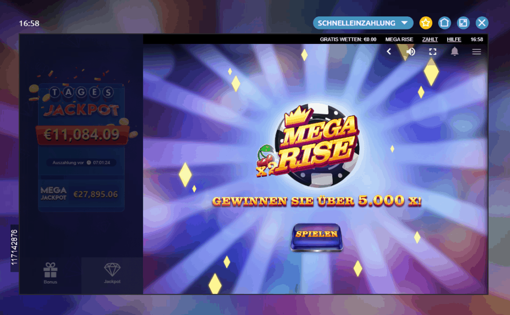 Daily Jackpot im DrückGlück