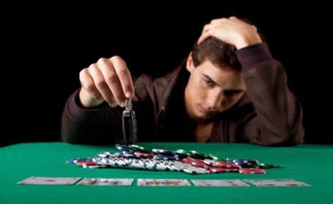 Online Spielsucht