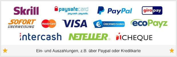 Auszahlungslimits im Online Casino