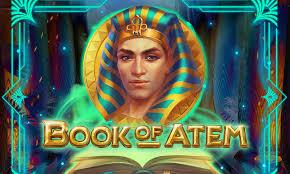 book of atem slotmaschine