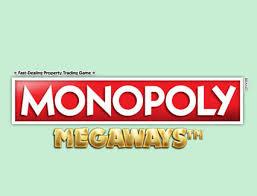 monopoly megaways videoslot