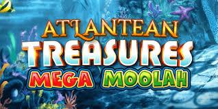 Atlantean Treasures videoslot
