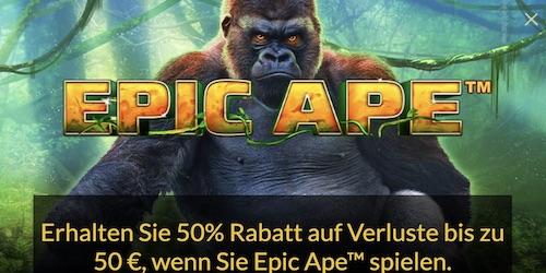 eurogrand epic ape bonus