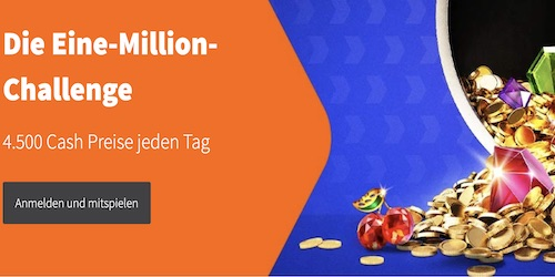 bettson eine million challange